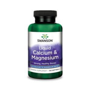 Kalcium és Magnézium folyadék lágy zselékapszulában