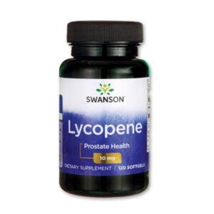 Likopen (Lycopene) - Swanson 10mg 120 kapszula