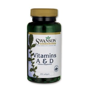 A&D vitamin - 5000NE A-vitamin és 400NE D-vitamin tartalommal