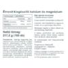 Vitaking Kalcium-Magnézium - a normál csontozat fenntartásához
