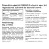 Vitaking Epres D3-vitamin rágótabletta ( (2000NE)