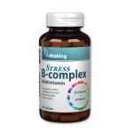 Vitaking Stressz B komplex (60) I Napi támogatás az idegrendszernek