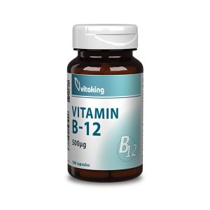 Vitaking B-12 vitamin (100 db)