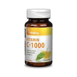 C-vitamin + bioflavonoid + acerola + csipkebogyó (30)
