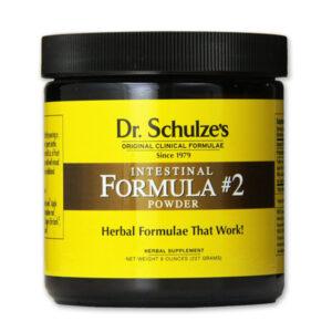 Dr. Schulze Formula #2 - a belső megtisztulás második lépése