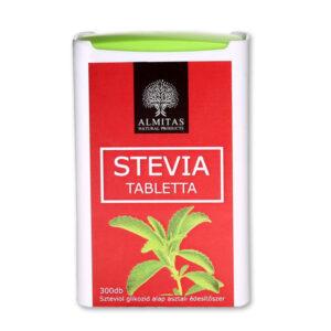 Almitas Stevia tabletta édesítőszer