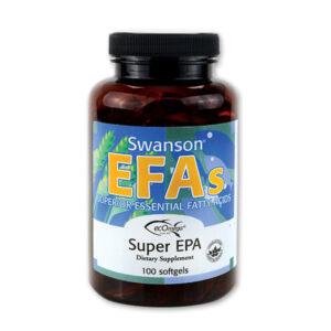 Super EPA Omega 3 halolaj 1000mg