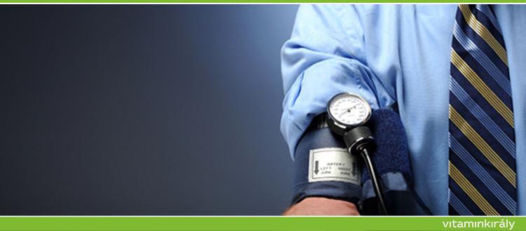 Magas vérnyomás gyors kezelése - minta étrend