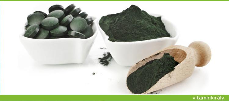 Milyen betegségek ellen véd az alga?