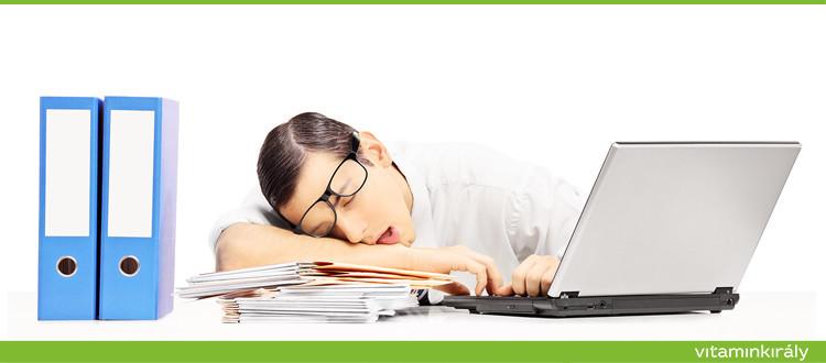 Mindig álmos vagy? Ellenőrizd D-vitamin szinted!