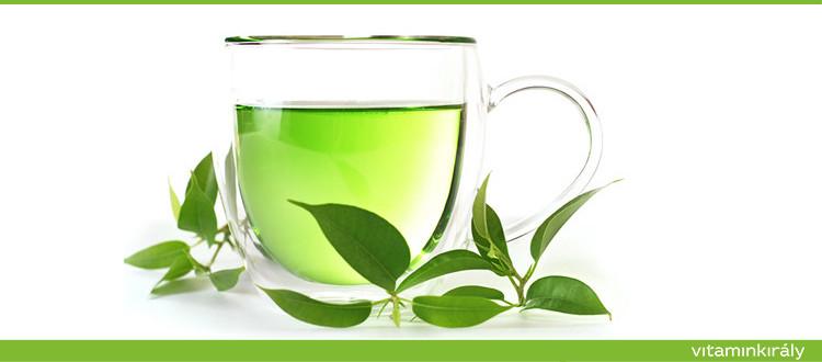 Zöld tea - miért fogyaszd rendszeresen?
