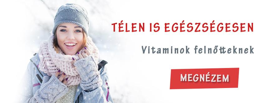 Vitaminok felnőtteknek
