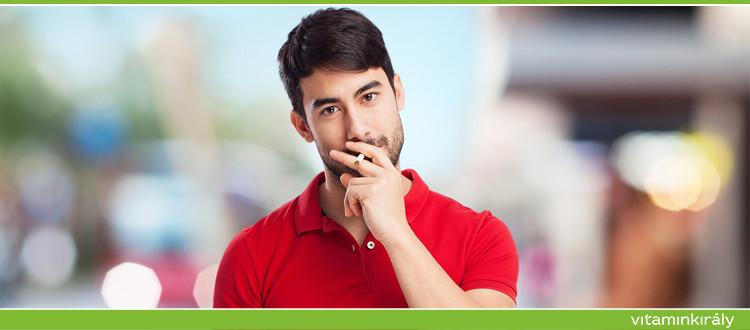 Mi a különbség a dohányosok és a nem dohányzók között?