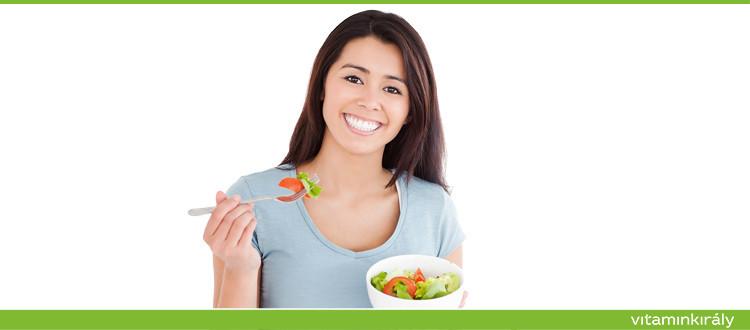 Betegségek ellen táplálkozással! Mit együnk és mit ne?