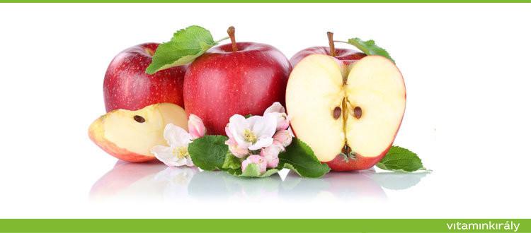 Naponta egy alma...miért univerzális gyógyszer az alma?