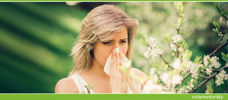 Tippek és természetes megoldások az allergia ellen!