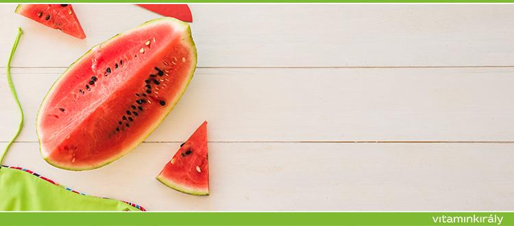 Miért egye meg a görögdinnye magot is?