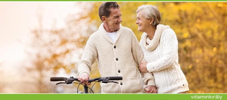 Egészséges öregedés - Nem csak a 20 éveseké a világ :)