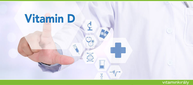 Súlyos D-vitamin hiány a tél végére