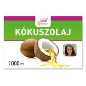 SZAFI Reform Kókuszolaj 1 L (Szűrt, NEM hidrogénezett) - Vitaminkirály