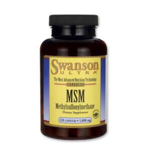 MSM 1000 mg (120) - Swanson