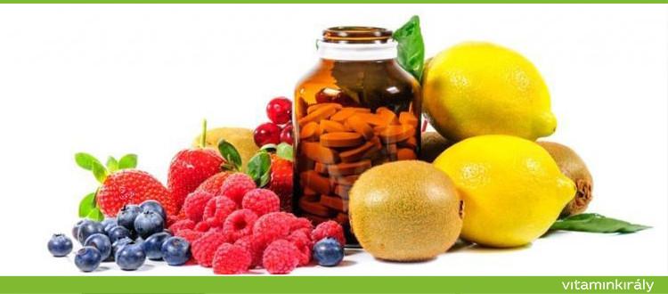 Vitamin kiegészítés