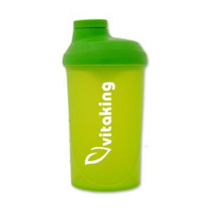 Vitaking Shaker 500ml I Zöld színben I 590Ft I vitaminkiraly.hu