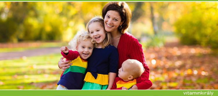 Immunerősítés (nem csak) gyerekeknek