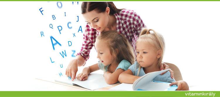 Alacsony Omega 3 szint = tanulási és olvasási nehézségek?
