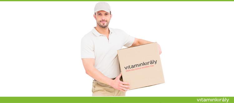 Vásárlása most többet ér! Ingyen szállítás + vitaminutalvány + ajándék multivitamin!