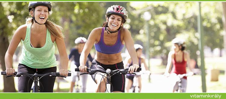 Kerékpározás számtalan egészségügyi előnnyel! Miben segít?