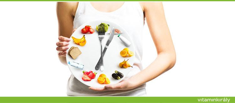 A tavaszi diéták nulladik lépése