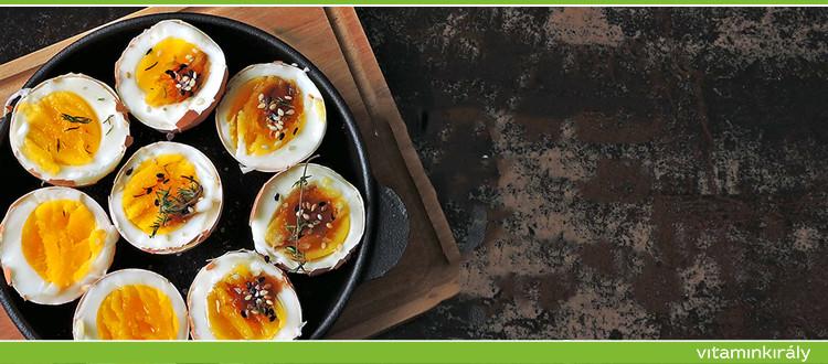 4 dolog, amiért megéri rendszeresen tojást enni!