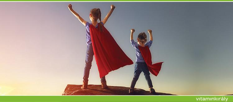 Milyen étrend-kiegészítőt válasszak a gyereknek?