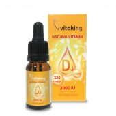 Vitaking D3 vitamin csepp