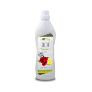 Hillvital öblítő (Citrus-Rózsa) 1l - természetes összetevőkkel