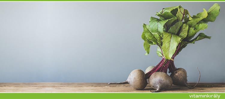 A cékla tele van nélkülözhetetlen vitaminokkal és ásványi anyagokkal