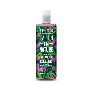 Levendula sampon 400ml I Faith In Nature I Rendelés >