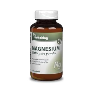 Vitaking Magnézium citrát por 160g >