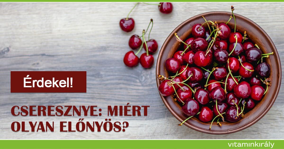 fogyni cseresznye)