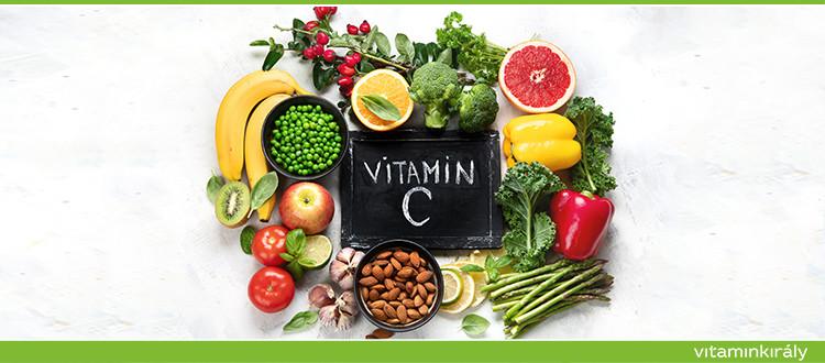 C-vitamin: Miért kivételesen fontos számunkra?