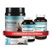 Akciós Sport csomag (fehérje, magnézium, l-karnitin)