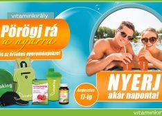 Vásárolj Vitaking termékeket és nyerj!