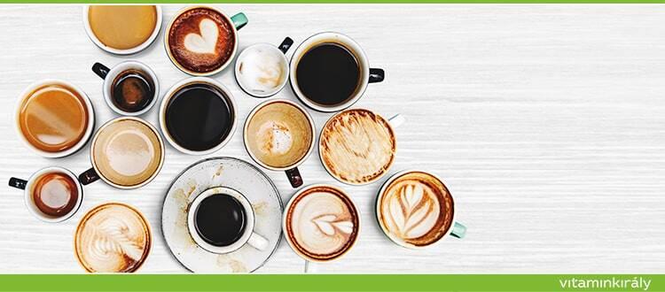 A koffein pozitív hatásokat okozhat a szervezetben