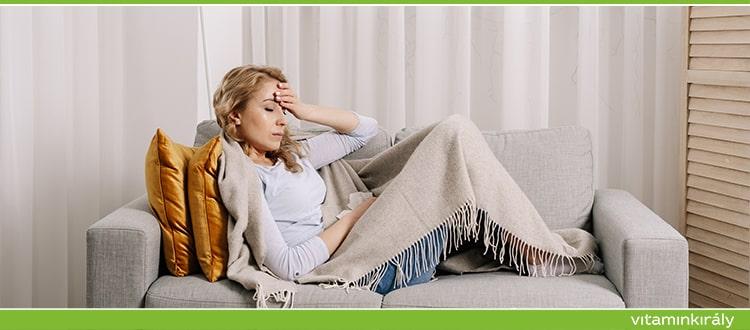 A migrén ellen vitaminokkal is harcolhatunk! Ezek segíthetnek!