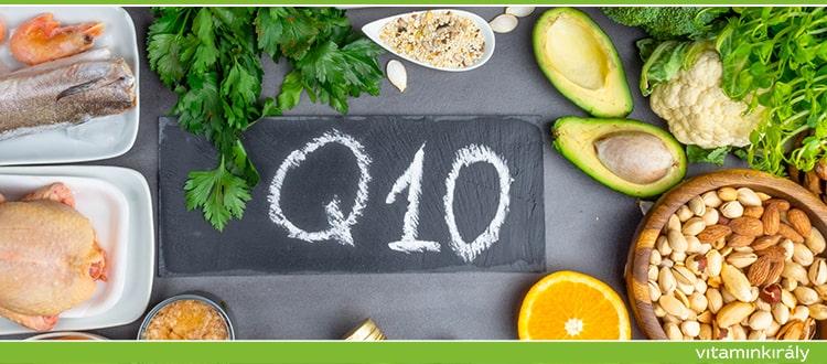 Q10-koenzim: Mit érdemes tudni róla?