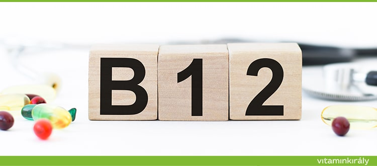 B-12-vitamin-hiány: Íme a figyelmeztető jelek!
